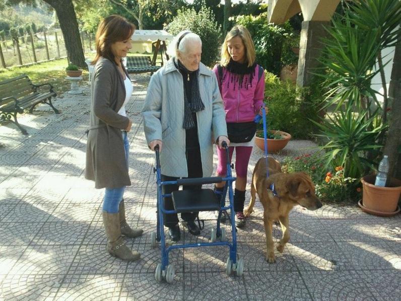 casa-di-riposo-roma-nord-pet-therapy-2