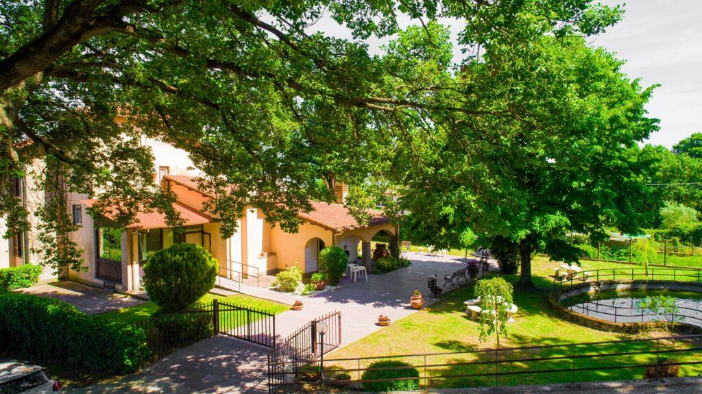 Villa Bea Sacrofano, Casa di Riposo Roma Nord
