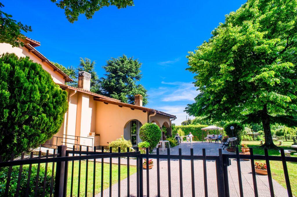 Villa Bea Sacrofano, Casa di Riposo per anziani Roma nord